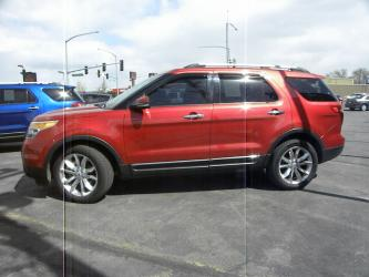 2012 Ford Explorer Limited FWD